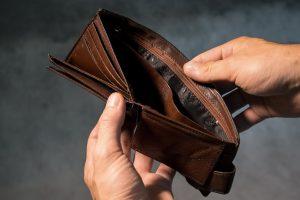 Nie płacenie rachunków na czas