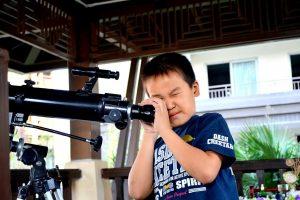Teleskop na początek