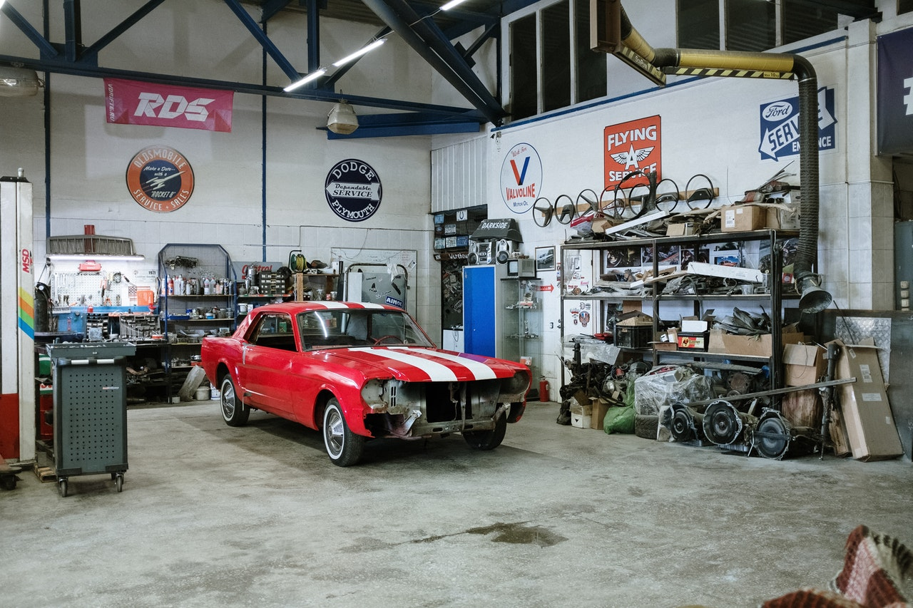 lakiernia samochodowa