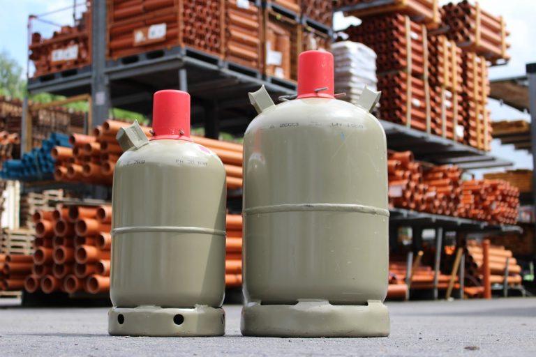Jak zabezpieczyć butlę gazową? Pomogą specjalne uchwyty
