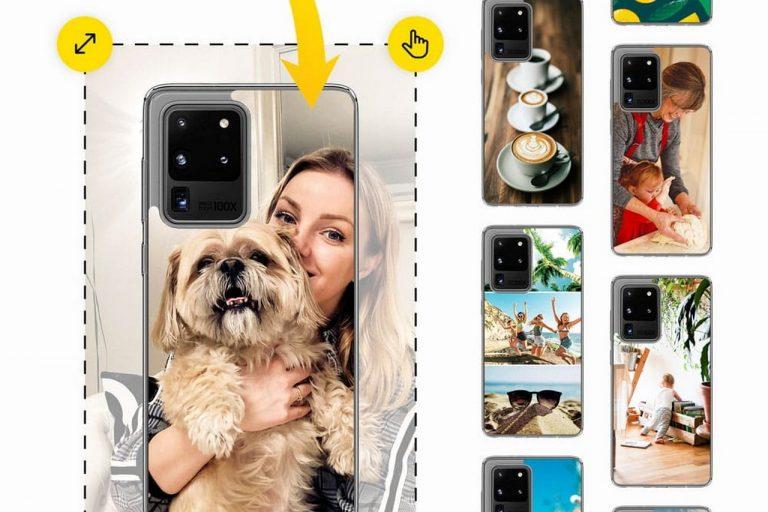 Personalizowany case dla Samsunga Galaxy S20FE – to Ty decydujesz jak wygląda Twój telefon